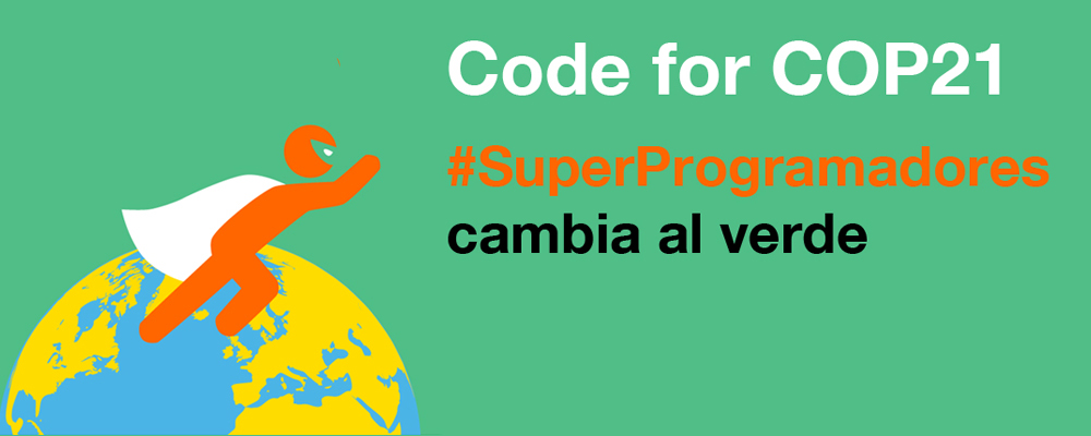 SuperProgramadores for COP21