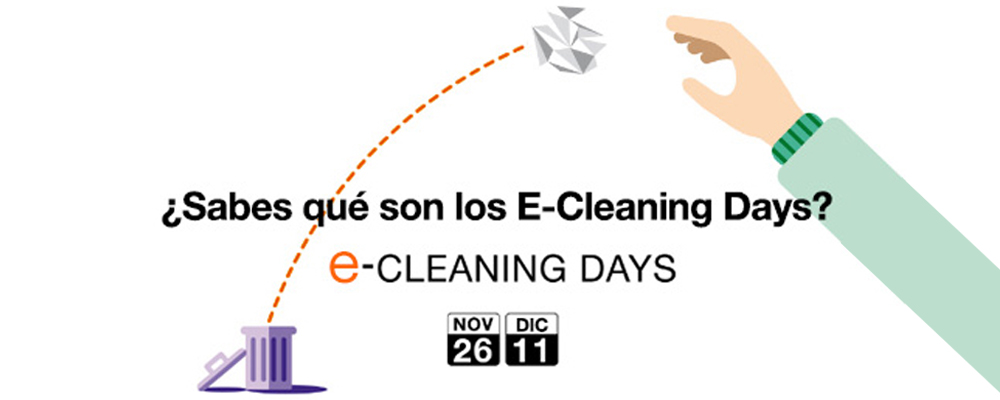 E-Cleaning Days de Orange