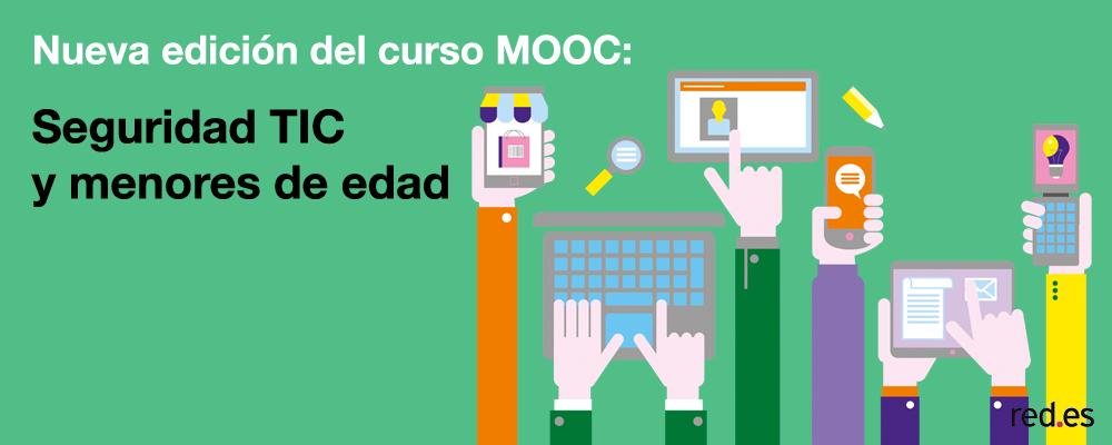 MOOC gratuito de seguridad y menores