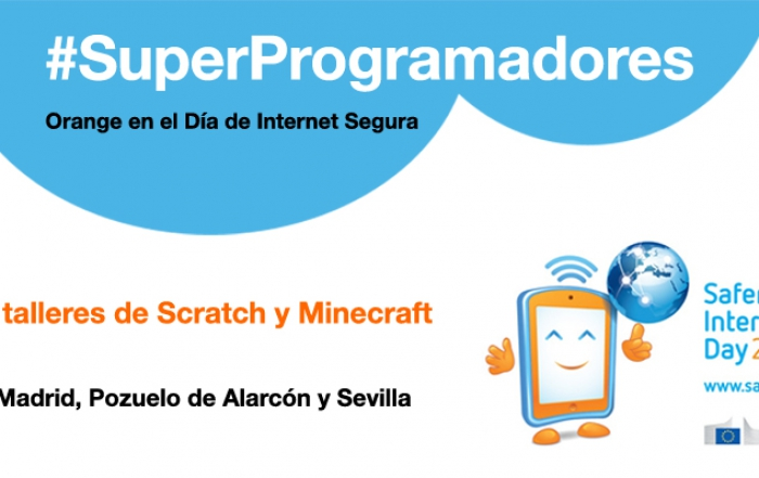 talleres-de-Scratch-y-Minecraft-para-niños-SuperProgramadores-Orange